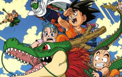 Dragon Ball Comics to read