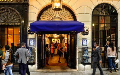 Nueva York llega a Madrid con el Seagram's NY Hotel at Only YOU