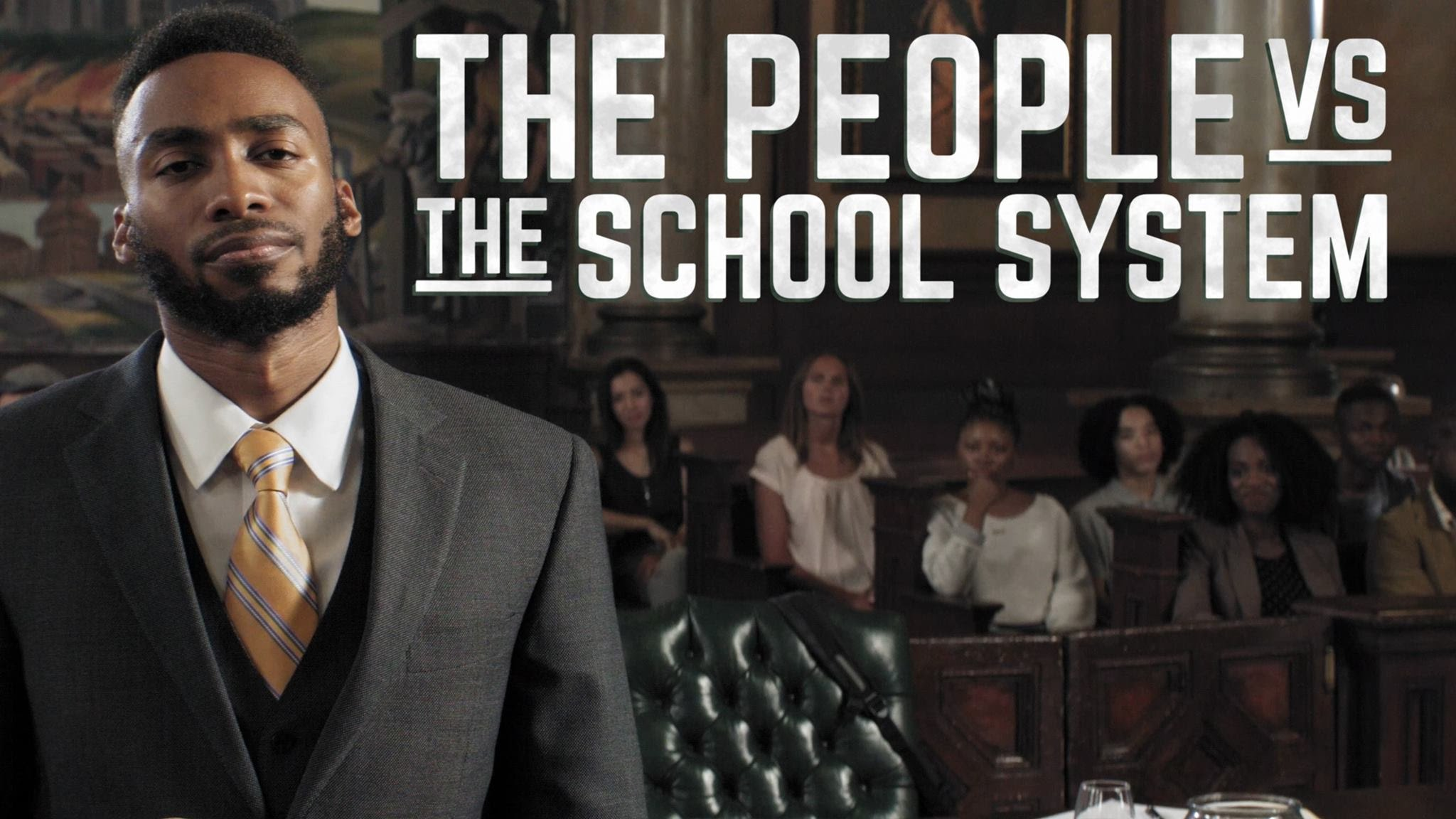 """I just sued the school system"", el discurso contra la escuela"