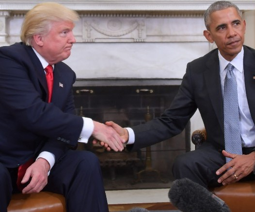 La carta de Obama a Trump: un elogio a la democracia