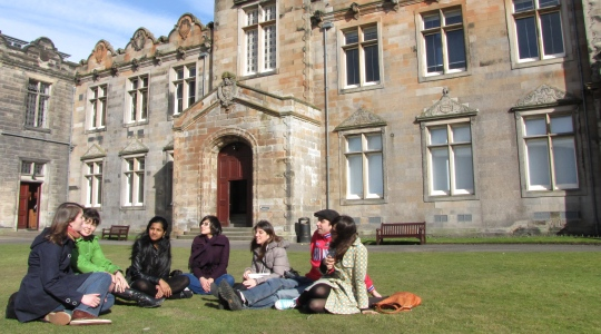 Estudiar en Escocia 4- Ashton Campion Blog