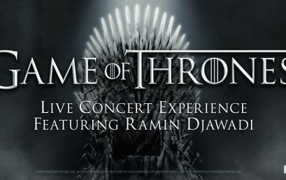 Llega a Madrid el Game of Thrones Live Concert Experience