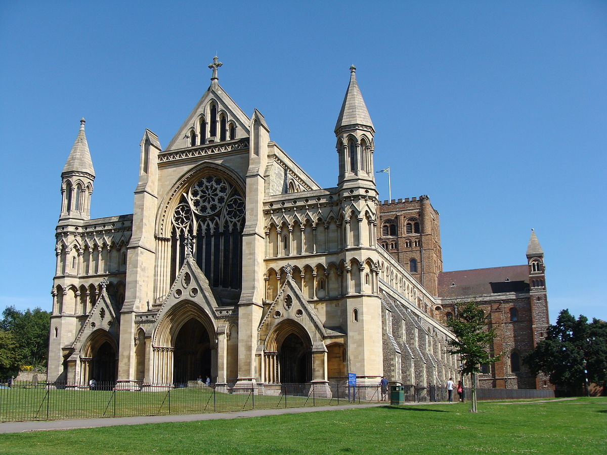 St Albans 3- Ashton Campion Blog